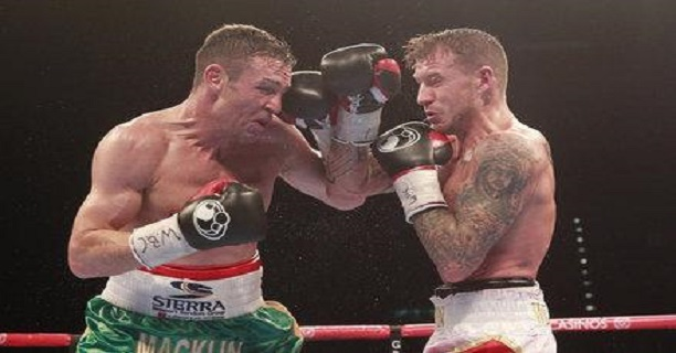 Macklin suggests Lee fight is a possibility in 2016