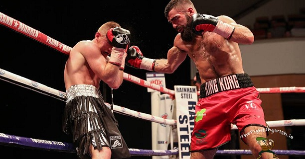 Image result for Jono carroll vs JOhn Quigley
