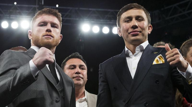 GGG fan Spike will be up for Canelo in the May 5 rematch so he can challenge for three World titles in September.