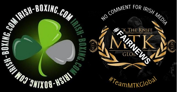 Irish-Boxing com statement on MTK Global Boycott -