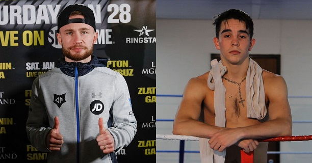When and where will Carl Frampton and Mick Conlan fight next?