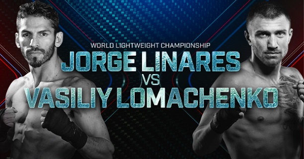 Image result for linares vs lomachenko