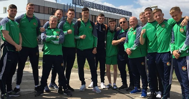 Ireland name strong squad for Chemistry Cup -