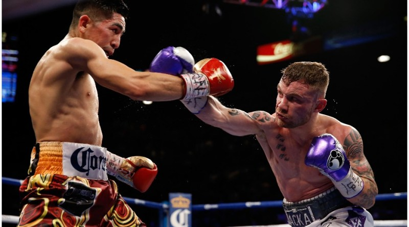 Blame it on Leo – Carl Frampton suggests 'scared' Santa Cruz is at fault for lack of trilogy