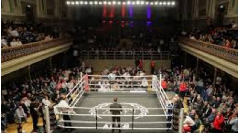 The MTKFightNight returns in July – Belfast not official confirmed as host city