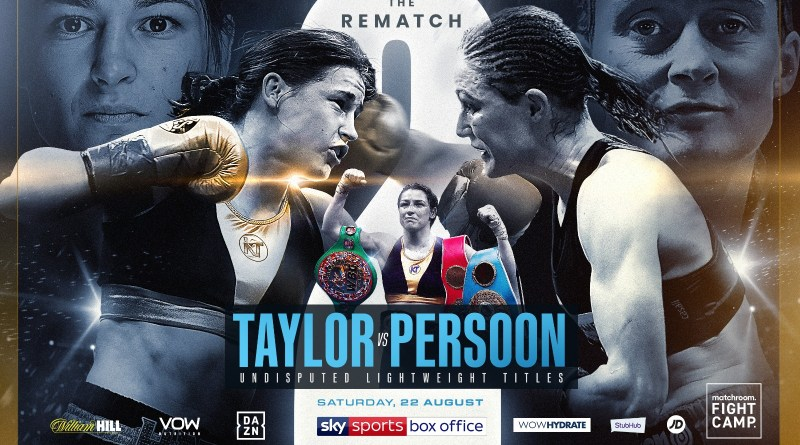 No Doubt – Katie Taylor wants to set the record straight in Persoon rematch