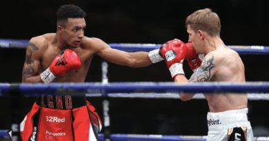 Skills, Guts, but no Glory – Eric Donovan knocked out by Zelfa Barrett at Fight Camp