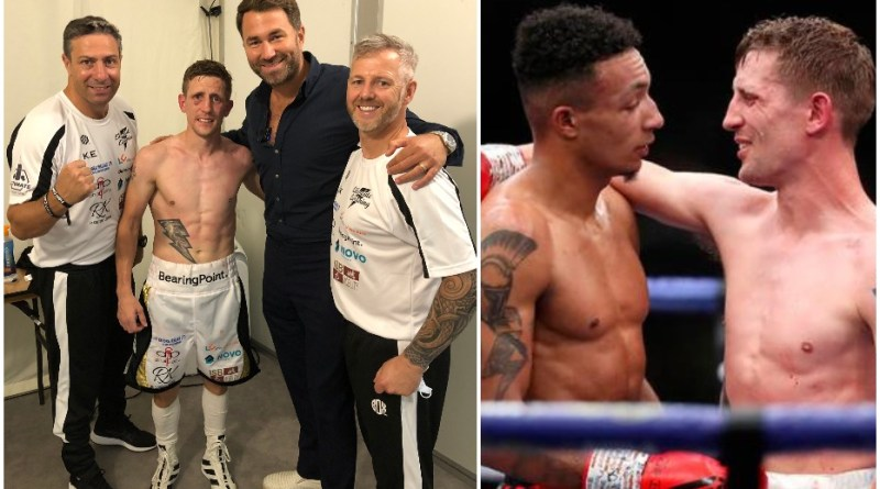 'I'm a fan' – Eddie Hearn suggests Eric Donovan 'will be back' on Sky