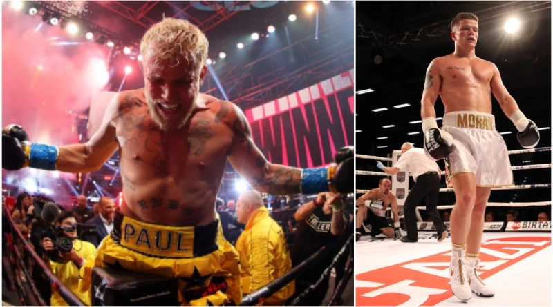 'The public haven't forgotten' – Dylan Moran can't escape Jake Paul links – Waterford fighter calls out YouTubers trainer!