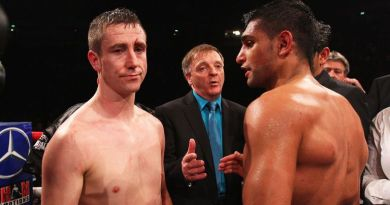 10 Years On – Remembering Khan v McCloskey the cut, the controversy and the post-fight media clash