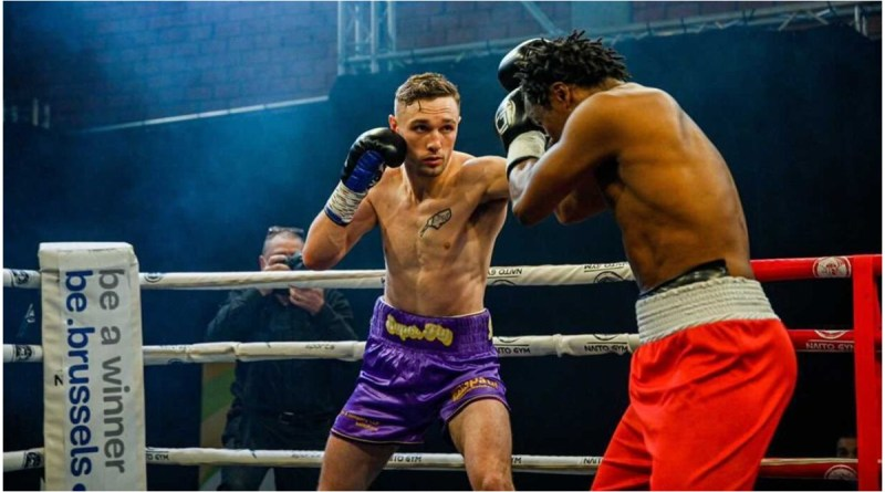 Two 'tasty' fights lined up for 'Super Fly' Tony Browne