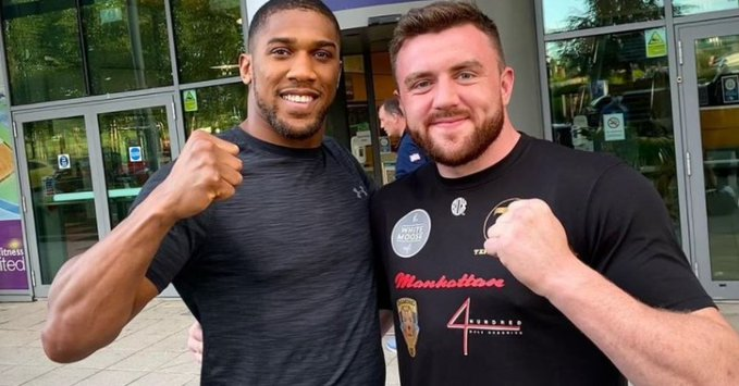 'He Will Blow Up' – Team Anthony Joshua Tell Fans Not to Sleep on Dublin Heavyweight