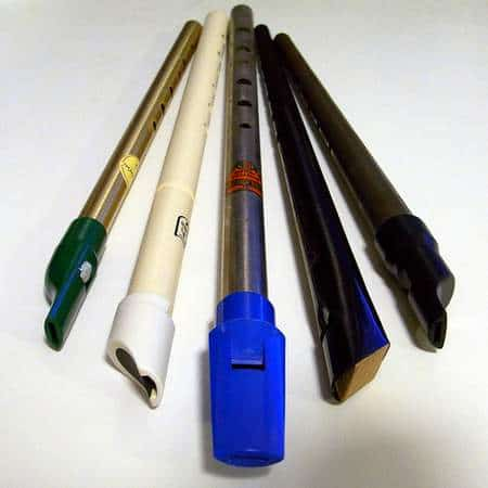 Irish Whistles - Traditional Instruments
