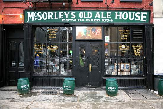 McSorley's Ale House, New York