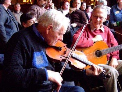 Paddy Cronin - fiddler