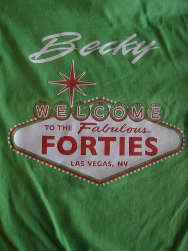 Welcome to the fabulous forties