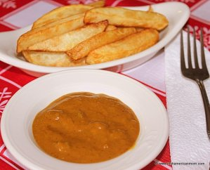 Curry Sauce For Chips