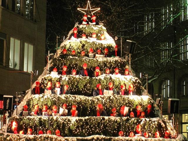 German Christmas Tree Song