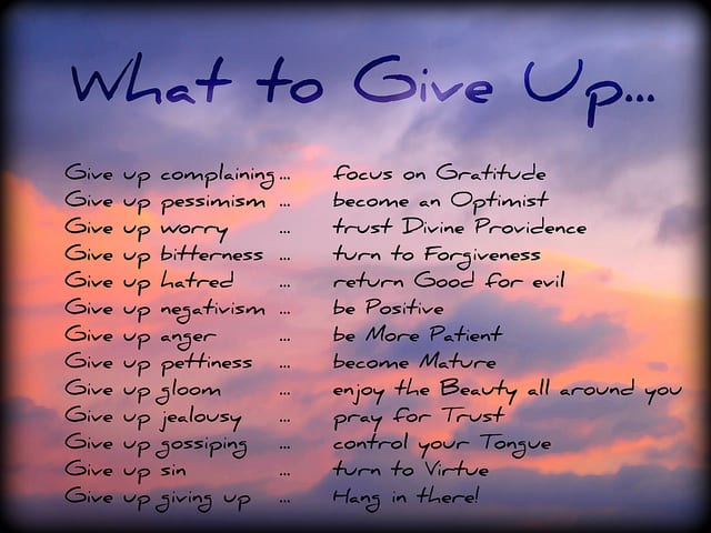 What Are You Giving Up For Lent | Irish American Mom