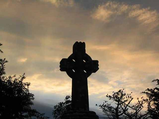 Celtic Cross, Knock, County Mayo
