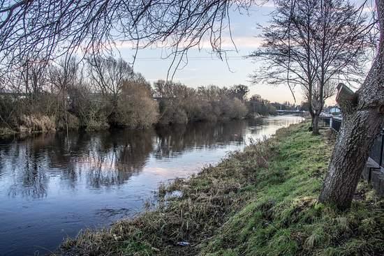 River Liffey near Newbridge, County Kildare