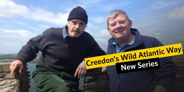 Creedon and Jeremy Irons