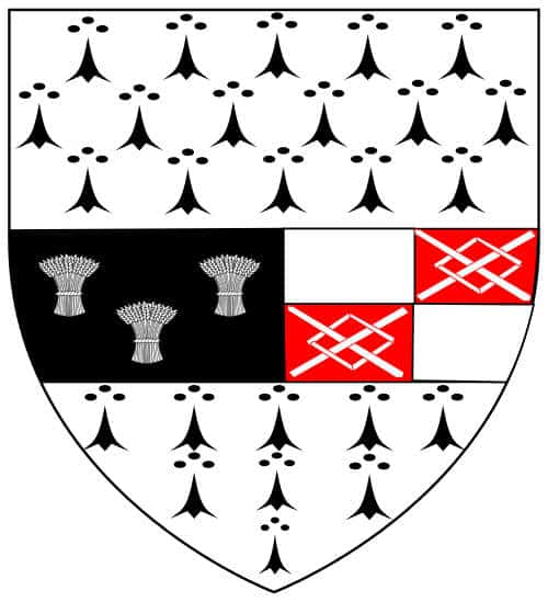 County Crest for County Kilkenny Ireland