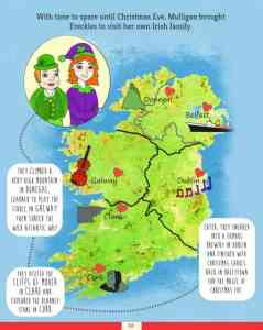 freckles-the-elf-christmas-magic-in-ireland-for-sale-on-amazon