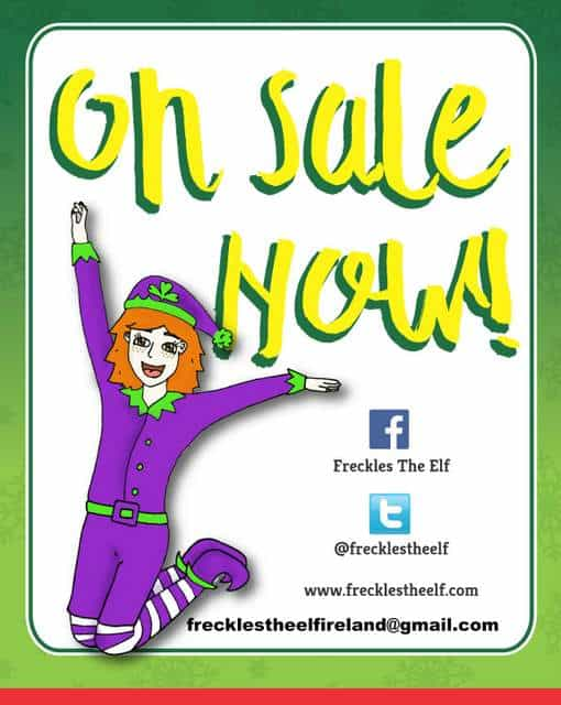 freckles-the-elf-christmas-magic-in-ireland-on-sale-now