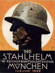 steel helmet poster
