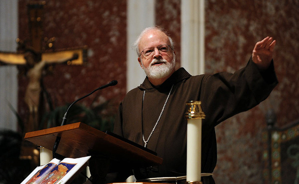 Bishops must report abuse – Cardinal O'Malley