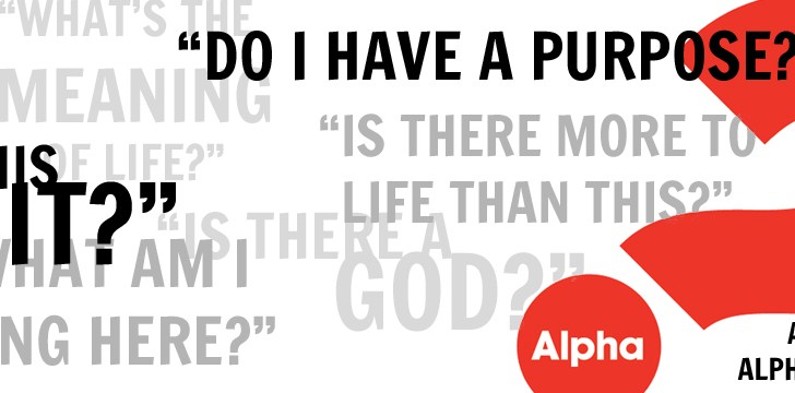 Alpha – an effective tool of evangelisation