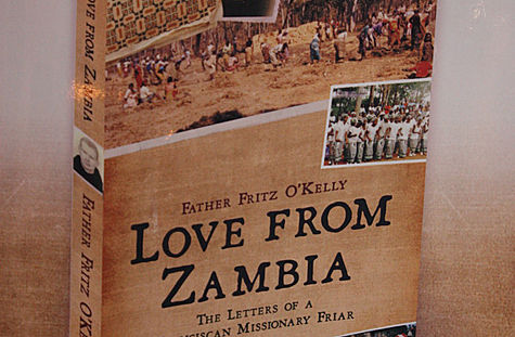 Sending letters of love from Zambia