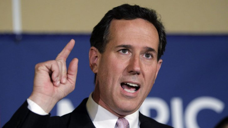 Manipulating language so we dislike Ricky Santorum