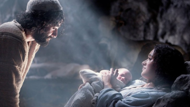 The God who is revealed in Christmas
