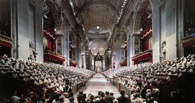 After Vatican II, a year of faith and debate