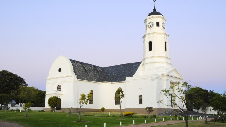 South African Church's nuclear warning