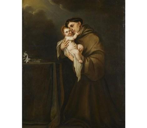 Identifying St Anthony in art