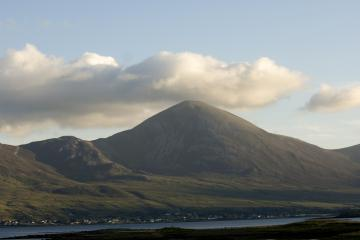 A peace-loving English fugitive from World War II recounts his climb of Croagh Patrick in 1940