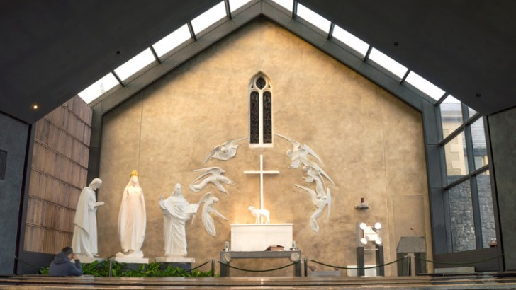 Irish shrines hope for Pope Francis boost