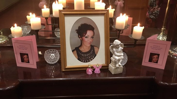 Maureen's pink angel inspires fundraising ball