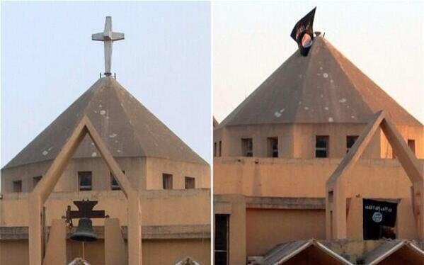 Iconic Chaldean church liberated in Mosul