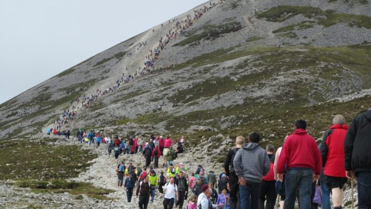 Croagh Patrick pilgrims to get path upgrade as planning begins