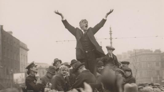 The revolutionary life of James Larkin