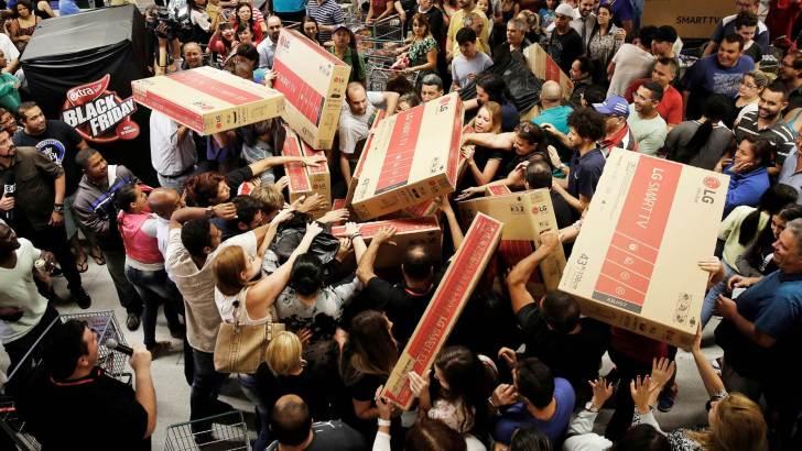 'Bright Friday' to challenge 'Black Friday' shopping frenzy