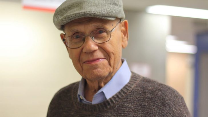 End of an era for Church as Gregory Baum passes