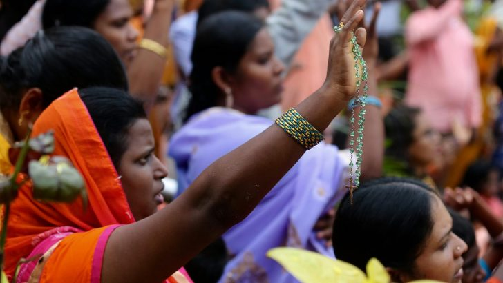 Indian Catholics sorry that papal invitation never came through