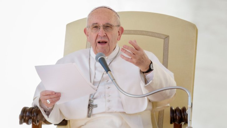 Listening and faith are united – Pope says