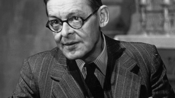 T.S. Eliot: The years of growth