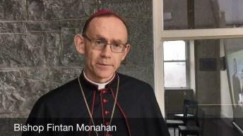 Bishop Fintan Monahan speaks about the theme of Catholic Schools Week 2018